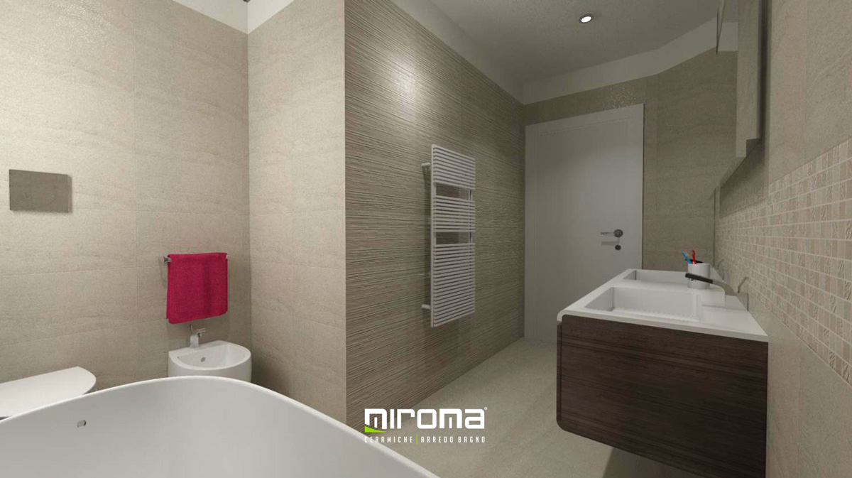 progetto-arredo-bagno-pavimento-e-rivestimento-caserta-(1) - Miroma ...