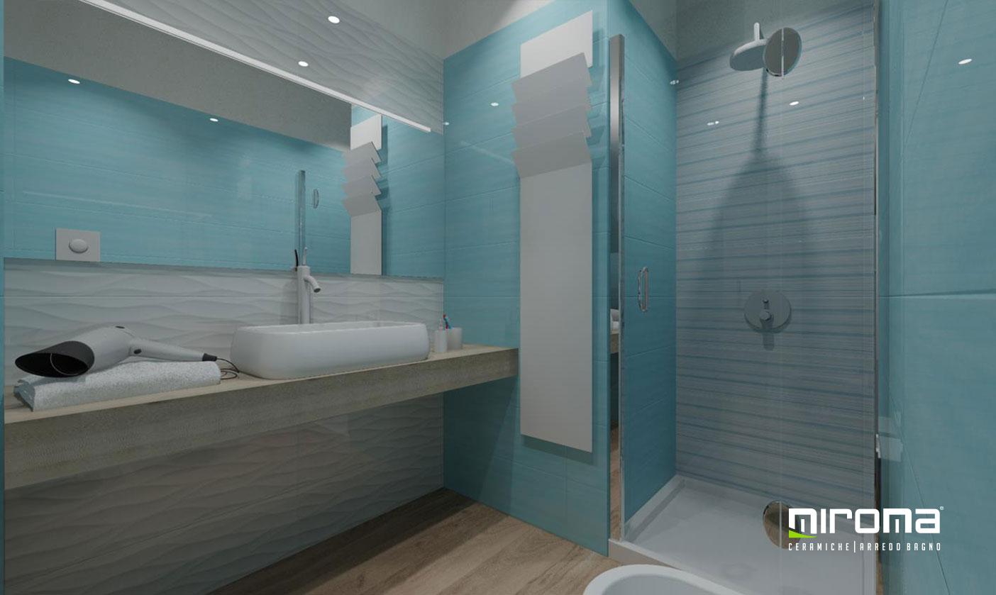 Progetto ceramiche e arredo bagno fap sole miroma ceramiche - Progetto accessori bagno ...