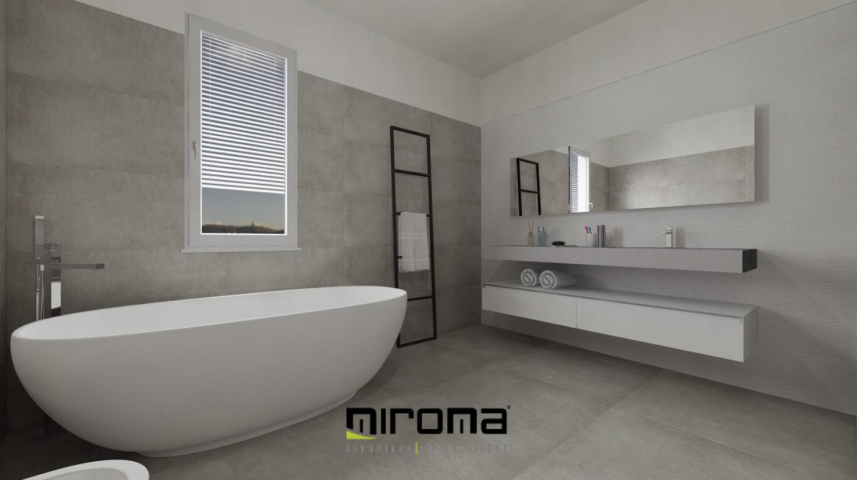 Eccezionale Progettazione Miroma Aversa - Ceramiche e Arredo Bagno YR55