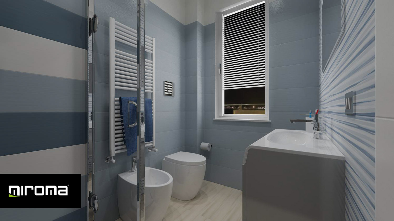 Progetto bagno con supergres lace e imola ceramiche - Ceramiche bagno moderno ...