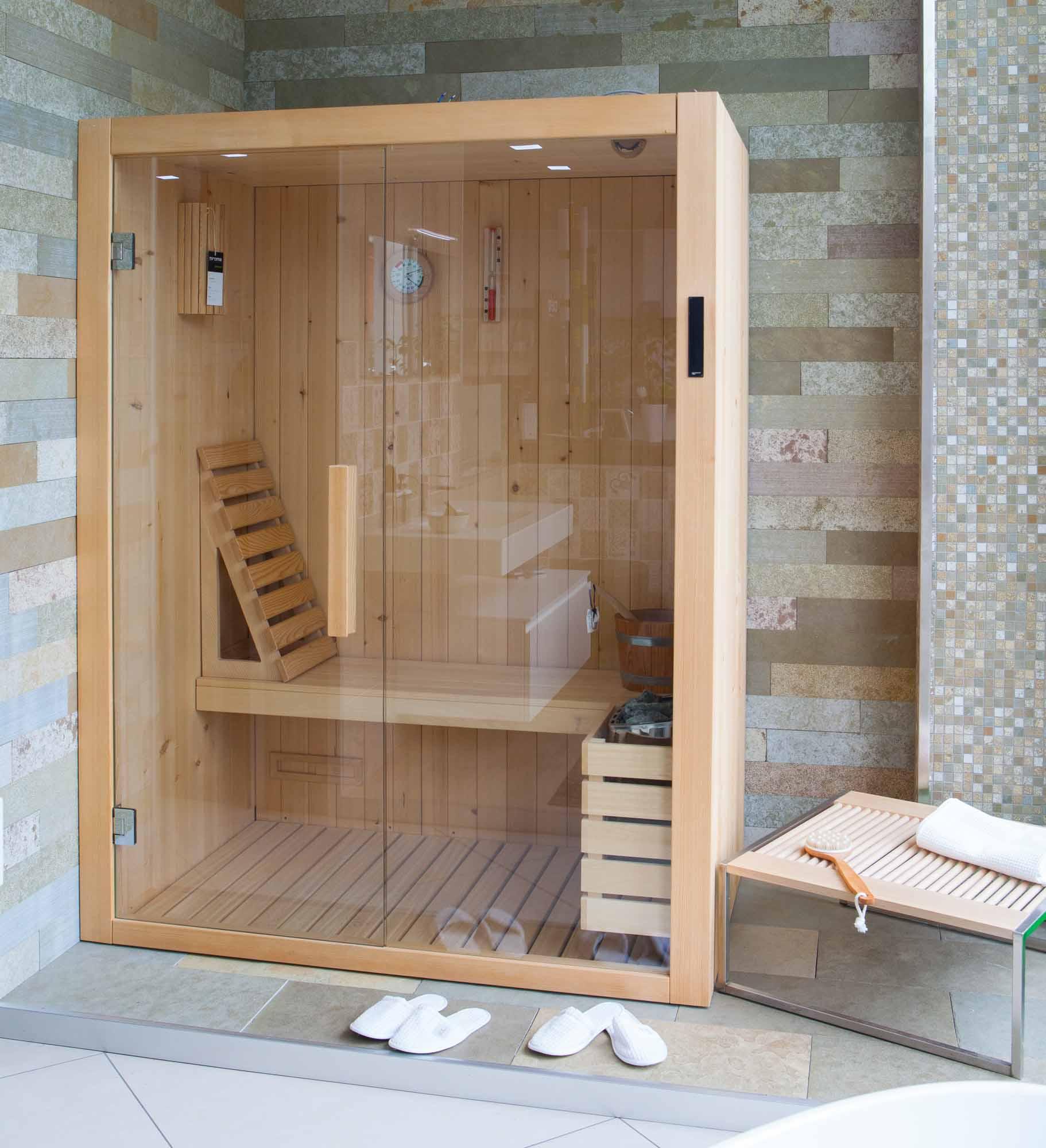 Costo sauna per casa top immagine grande prodotto with - Sauna per casa prezzi ...