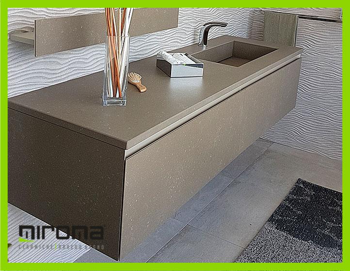 Mobile Bagno - Composizione ALTAMAREA - Miroma Ceramiche