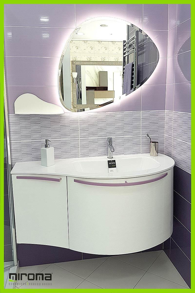 Mobile Bagno - Composizione ARBI - Miroma Ceramiche